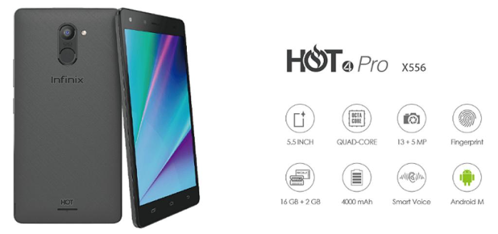 Infinix Hot 4 Pro ✓ Best Price Point in kenya.