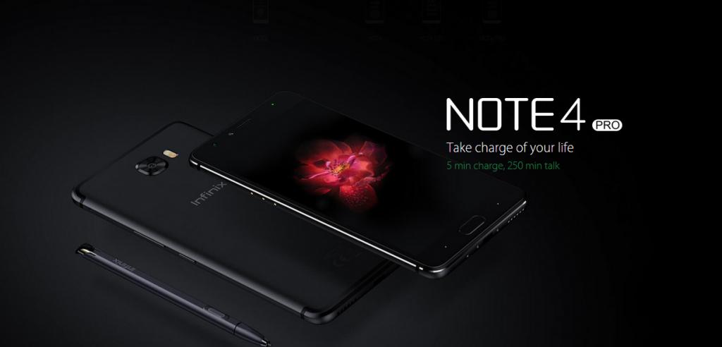 Infinix Note 4 Pro ✓ Best Price Point in kenya.