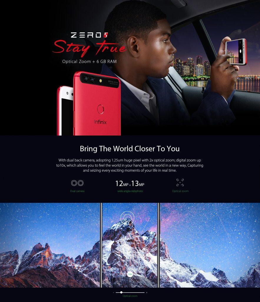 Infinix Zero 5 ✓ Best Price Point in kenya.