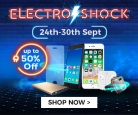 Electro Shock – Sales and Deals on Mobile Phones Up-To 50% OFF