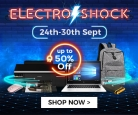 Electro Shock – Sales and Deals on Computers Up-To 50% OFF