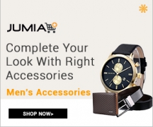 20% Off On Men's Accessories