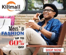 Upcoming 60% Off on Men's Fashion