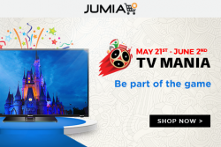 Jumia TV Mania – Crazy Discounts, Sales & Deals on TVs, Home Theaters & Gaming Consoles